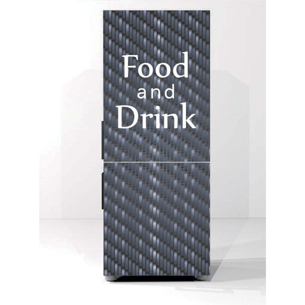 Αυτοκόλλητο ψυγείου - Food and Drink