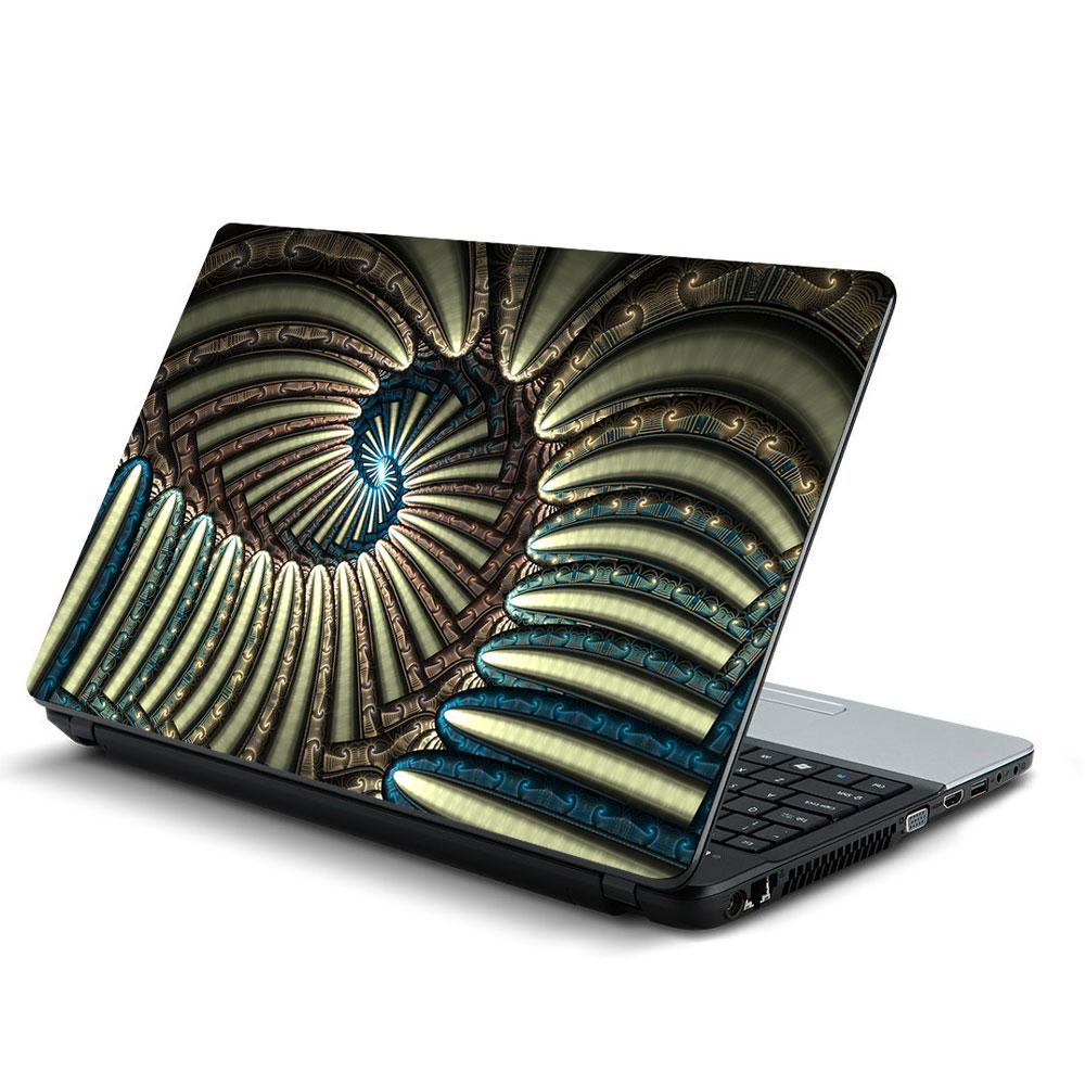 Αυτοκόλλητο Laptop - Abstract 02