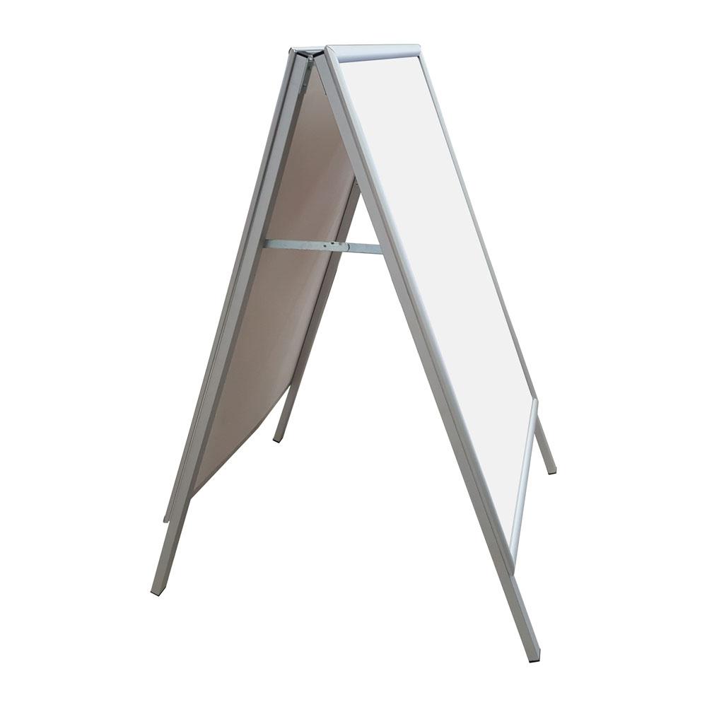 A-Board Stand Πεζοδρομίου διπλής όψης