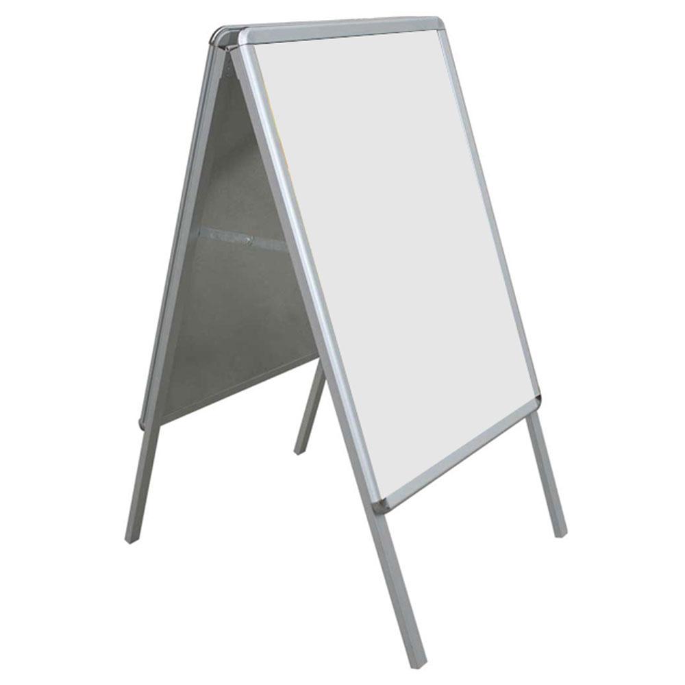 A-Board stand πεζοδρομίου χωρίς εκτύπωση