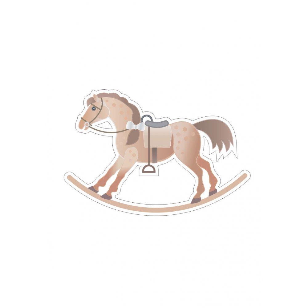 PVC Forex Σχέδιο - Αλογάκι